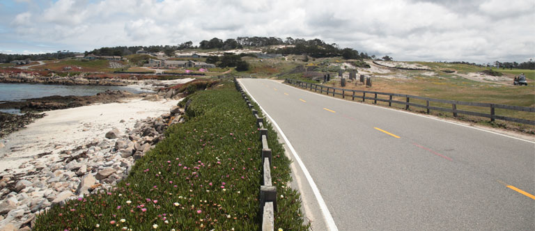 17 Mile Drive in Carmel by the Sea California