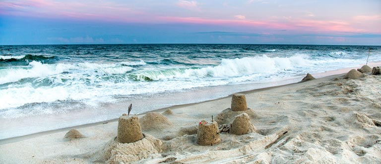 Pebble Beach in Carmel by the Sea California