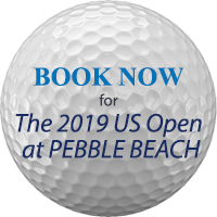 Book Now for The 2019 US Open at Pebble Beach