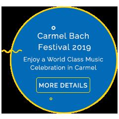 Carmel Bach Festival 2019