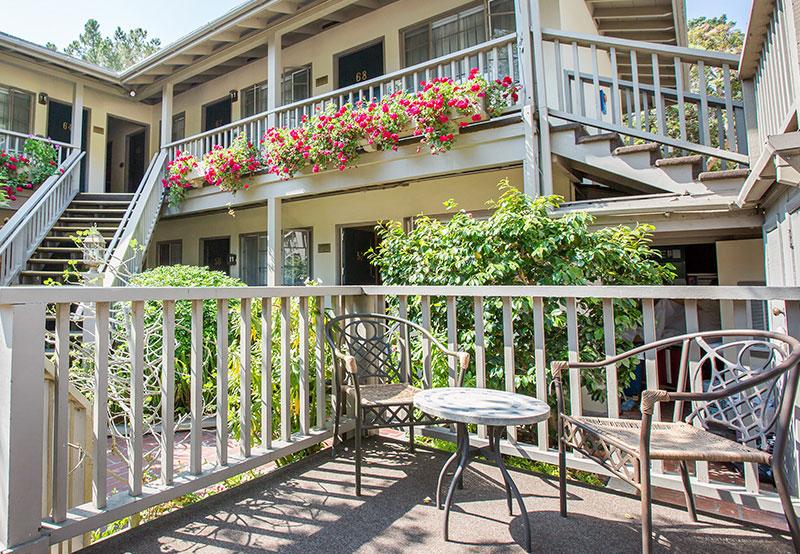 Exterior of Comfort Inn Carmel by the Sea, California